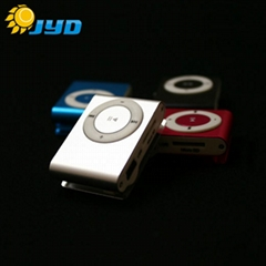 Low Cost Clip Digital Mp3 Player SG-M06