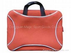 neoprene laptop bag with handle