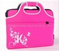 neoprene laptop bag with handle 3