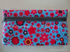 neoprene pencil case