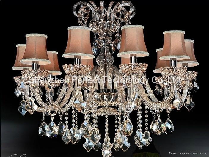 New Design LED Crystal Pendant Light/Lamp with CE ROSH 1
