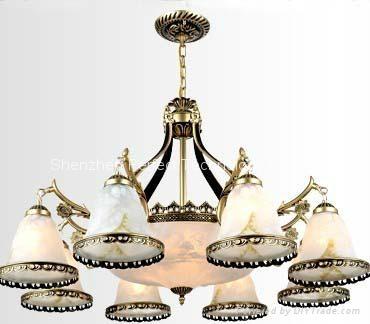 Modern Design LED Crystal pendant Light/Lamp 1