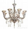 Modern Design LED Crystal pendant Light/Lamp 2
