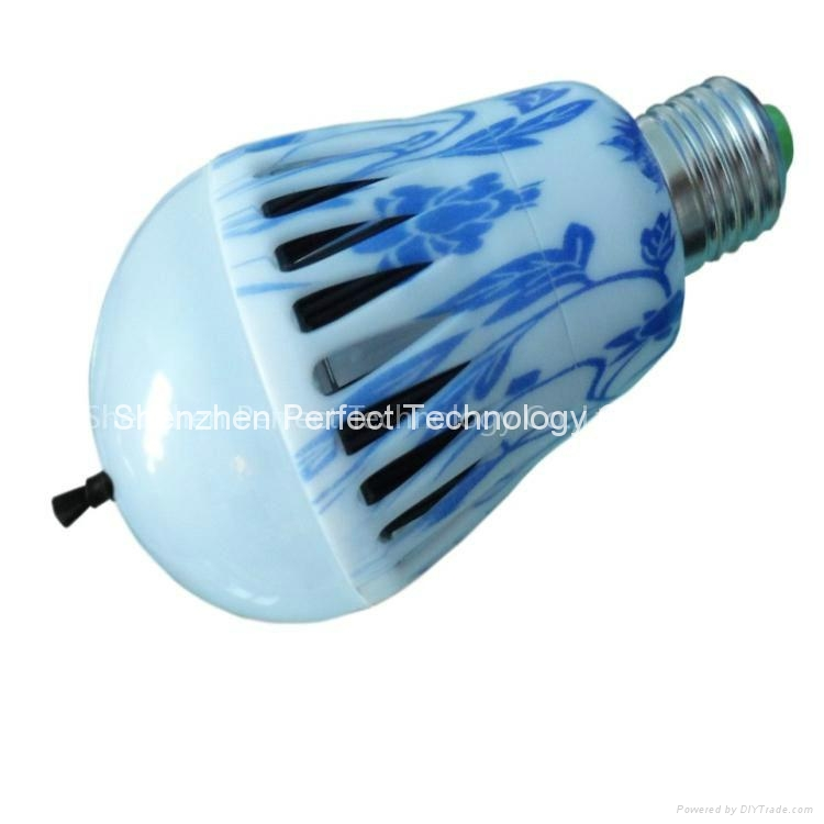 New Design LED Anion Air Purifying bulb Light/Lamp Absorb Smoke and Dust 2
