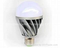 LED Bulb Light E27  GU10  MR16 E27 B22 E14 8W/9W/12W Samsung with CE ROSH