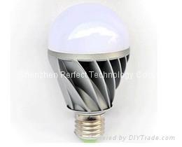 LED Bulb Light E27  GU10  MR16 E27 B22 E14 8W/9W/12W Samsung with CE ROSH 1