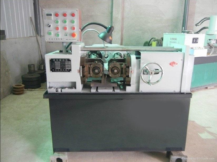 共益Z28-40型無液壓滾絲機 2