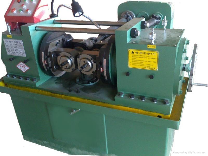 共益Z28-40型無液壓滾絲機 3