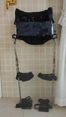 截癱行走器支具,高位截癱康復鍛鍊輔助器材,截癱步行器