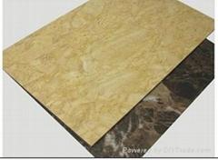 Marble vein Aluminum composite panel