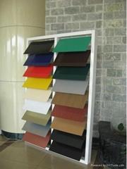 Seven color Aluminum composite panel