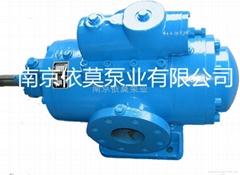 稀油站润滑油泵HSNH440-46三螺杆泵现货2014优惠供应