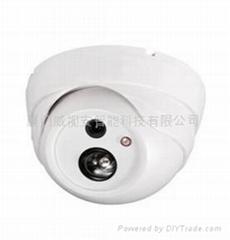 sony700线塑料海螺点阵半球摄像机