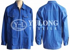 Supply flame retardant & anti static & water proof coat