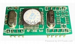 13.56MHz Contactless RFID Card Reader Module