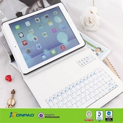special biuetooth keyboard with power bank for ipad