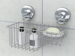 Suction rack with 2 depths