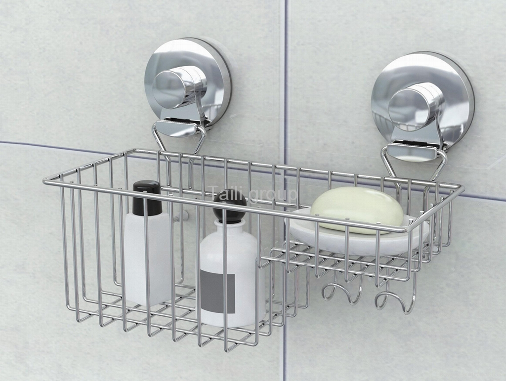 Suction rack with 2 depths 1