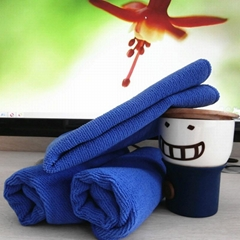 microfiber 100% polyester towel cloth