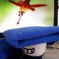 microfiber 100% polyester towel fabric/towel cloth