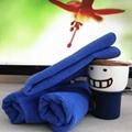 超细纤维 全涤毛巾布面料 2