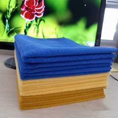 microfiber 288F polyester towel cloth