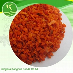 dehydrated carrot granule