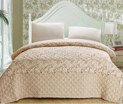 Patchwork quilt summer quilt blankets