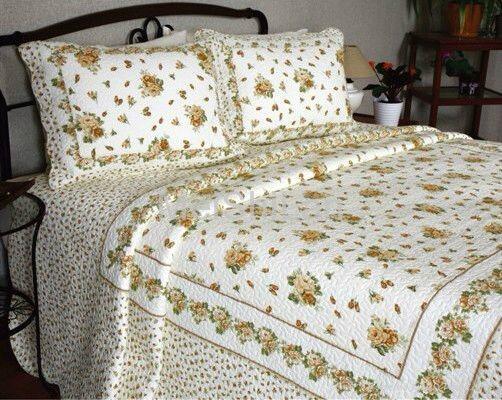 Wholesale Bedding Quilt Cotton Patchwork Quilt 2