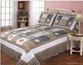 Wholesale Bedding Quilt Cotton Patchwork Quilt 3