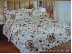 Wholesale Bedding Quilt Cotton Patchwork Quilt 4
