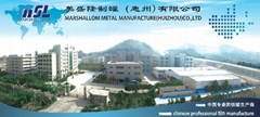 Marshallom Metal Manufcture(Huizhou) Co.,Ltd