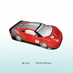 tin box of car shape
