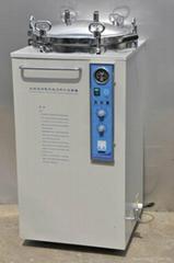 Vertical High Pressure Steam Sterilizer