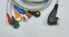 迪姆動態心電導聯線