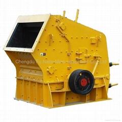 stone impact crusher mine equipment