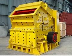 Rock impact crusher mining machinery