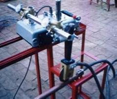 过滤网专用缝焊机
