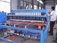 工矿建筑用钢筋网自动焊机