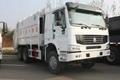 china garbage truck 1