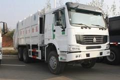 china garbage truck
