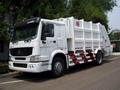 china garbage truck 3