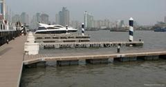 Modular Concrete Floating Dock