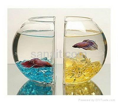 Acrylic fishbowl & fish tank 2