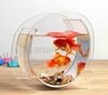 Acrylic fishbowl & fish tank 3