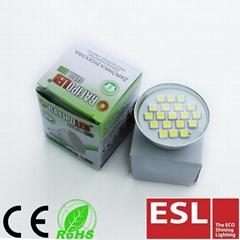 E27 230V 4W Warm white LED Bulb Light Spot Light LED Light Lamp