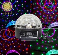 水晶魔球燈