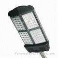 Morel LED Streetlight, 112W, Bridgelux,