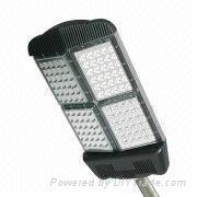 Morel LED Streetlight, 112W, Bridgelux, >12,000lm Luminous Flux