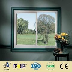 pvc sliding glass window